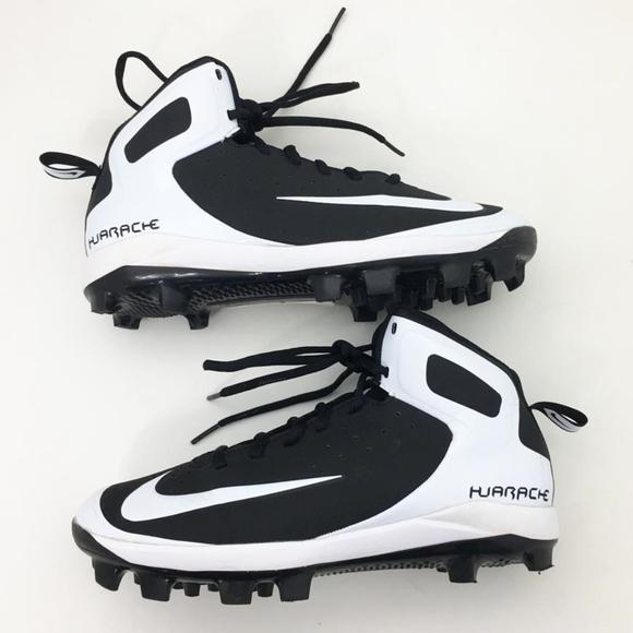 ceb2eaba157586 Nike Men s Alpha Huarache Pro Mid MCS Baseball. M 5bc3d1cf45c8b3ffba43f004